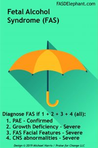 Four components to diagnose FAS